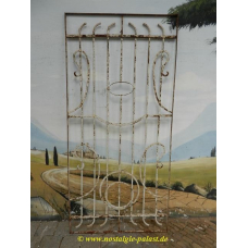 10748 Fence element wrought iron