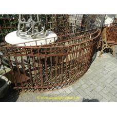 11035 Zaunelemente Gartenzaun Zaun 1900