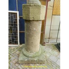 11170 Sandstein Säule Antik 1580