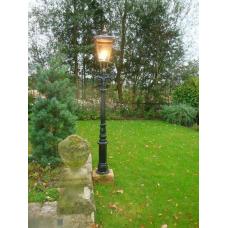 11191 Laterne Gartenlampe 2,20 m