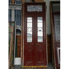 11213 Eingangstür Flügeltür Tür Jugendstil 1910
