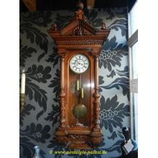 11325 Wanduhr Uhr Gründerzeit 1880