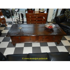 11508 Coffee table Teak 1,98 m
