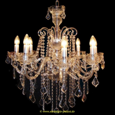 11514C Crystal chandelier Ø 0,75 m