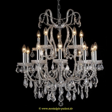 11551C Crystal chandelier Ø 0,71 m