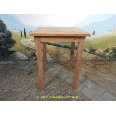 11599 Bar table teak 0,80 m
