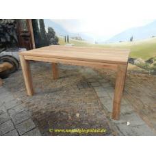 11603 Dining table teak 1,60 m x 0,90 m