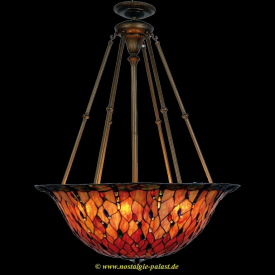 11612C Lamp Tiffany Look Ø 0,92 m