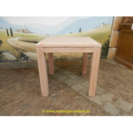 11649 Dining table teak 0,80 m x 0,80 m