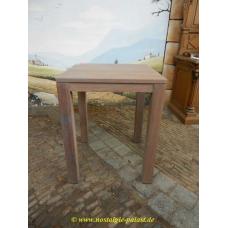 11652 Bar table teak 0,80 m x 0,80 m