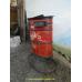 11701E Briefkasten Post Indien 1,55 m