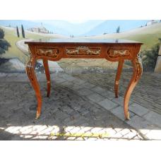 Schreibtisch im Renaissance Stil 0,96 m