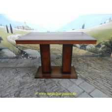 11715 Dining table teak 1.10 m x 0.70 m