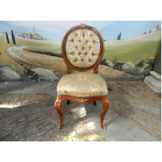 11963A Office chair Baroque style