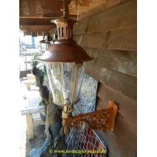 12036 Lantern wall lamp 1.00 m