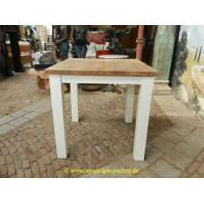 12071 Table teak 0.80 m x 0.80 m