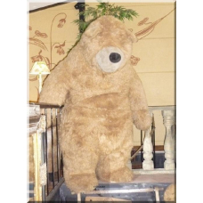 1207K38 Teddybear XXL Antique