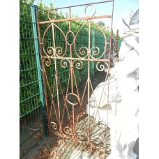 12373 Fence element 1.00 m Jugendstil 1900