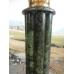 12456 Säule Pfeiler Marmor Grün 1,14 m