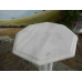 12458 Säule Pfeiler Marmor Weiß 1,14 m