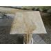 12462 Säule Pfeiler Marmor Beige 1,00 m