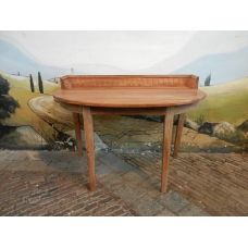 12586 Side table - Teak 1.30 m