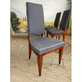 12725 VAN THIEL & CO. Chair - Gray