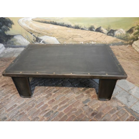 12754 VAN THIEL & CO. Coffee table 1.30 m x 0.80 m