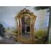 12997 Spiegel Wandspiegel Barock Gold 1,28 m x 2,04 m