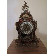 13001A Boulle Desk Clock 1920