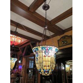 13117E Tiffany Hanging Lamp Ø 0.40 m