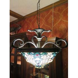 13121 Tiffany Hanging Lamp Ø 0.50 m