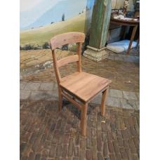 13182 Stuhl Küchenstuhl Teakholz