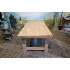 13251 Esstisch Tisch Eiche 2,20 m x 1,00 m
