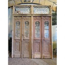 13312 Eingangstür Haustür Tür Gründerzeit 1880