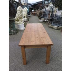 13321 Dining Table Solid Wood 2.80 m x 1.00 m