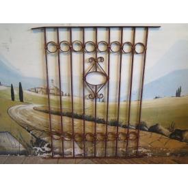 13358 Fence - Iron 1.05 m