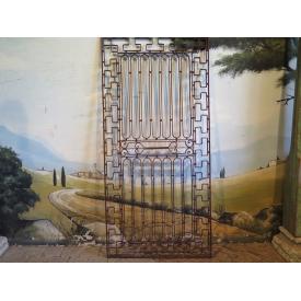 13360 Fence - Iron 1.10 m
