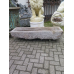 13391 Sandsteintrog Trog Sandstein Antik 1900