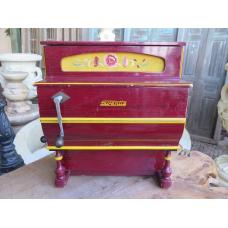 13415A Miniatur Pianola Faventia / Barcelona 1950