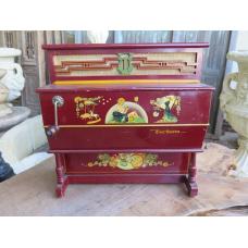 13416A Miniatur Pianola Verbena / Spanien 1950