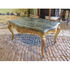 13455 Side table Marble 0.96 m x 0.65 m