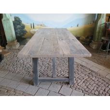 13500 Esstisch Tisch Eiche 2,40 m x 1,01 m