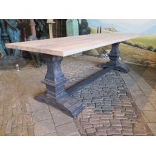 13503 Esstisch Tisch Eiche 2,40 m x 0,90 m