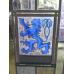 13543A Fenster Bleiverglasung Jugendstil 1900