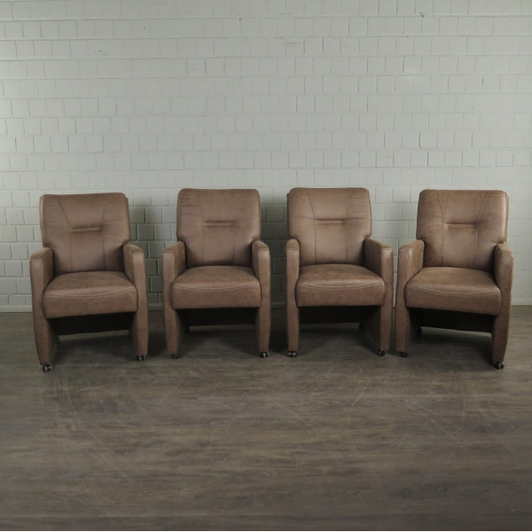 Dining Chair Chairs Free, Leather Dining Room Chairs With Casters