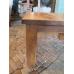 13660 Beistelltisch Tisch Teakholz 0,70 m