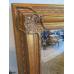 13708 Spiegel Wandspiegel Barock Gold 2,33 m x 1,65 m