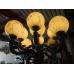 13710A Laterne Gartenlampe 2,80 m