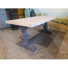 13948 Esstisch Tisch Eiche 2,00 m x 0,90 m
